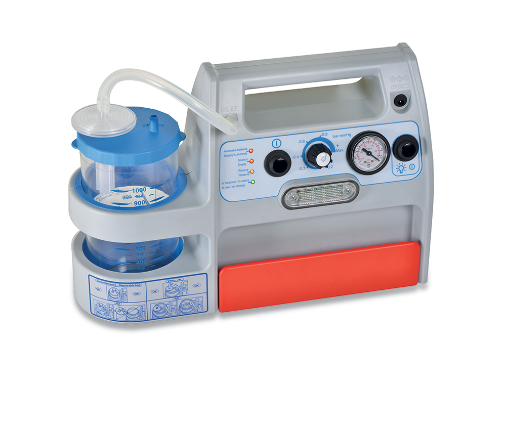 ASPEED Rechargable Aspirator with 1000ml Jar