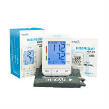 Digital Upper Arm Blood Pressure Monitor