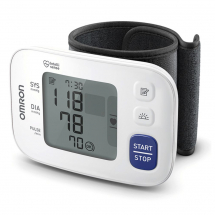 Omron RS4 - Automatic Wrist Blood Pressure Monitor