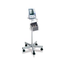 Omron 907 Mobile Stand with Basket