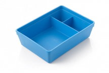 Dressing Trays - 3 Compartment