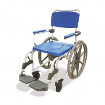 18inch Shower Commode chair 130kg weight capacity