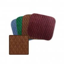 Velour Chairpad - Brown