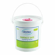 Clinitex Surface Safe Sanitise Wipes