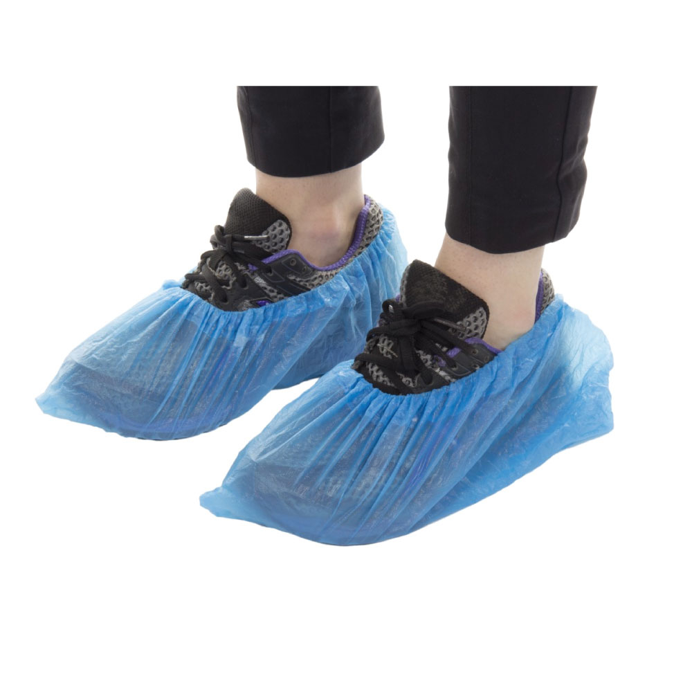 Disposable PVC Overshoes