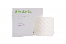 Mepilex non-adherent foam dressing