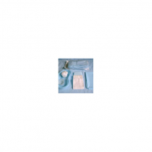 Sterile Catheter Procedure Pack