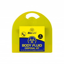 Bio-Hazard Spillage Kits - Single Application