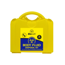 Bio-Hazard Spillage Kits - Five Applications