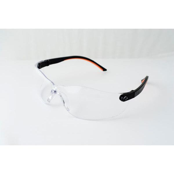 Sports style safety spectacles