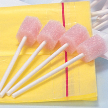 Polygon Mouth Foam Sticks