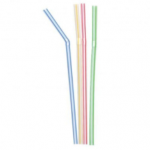 Bendy' Drinking Straws