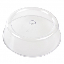 Clear Polycarbonate Plate Cover 215mm diameter