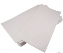 White Table Covers 90cm x 90cm