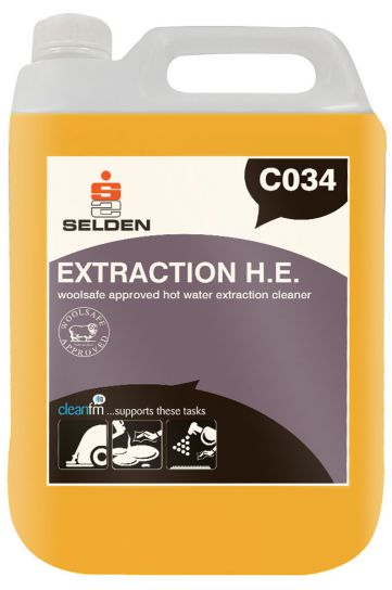 Selfoam H.E. Carpet extaction shampoo 5l C034