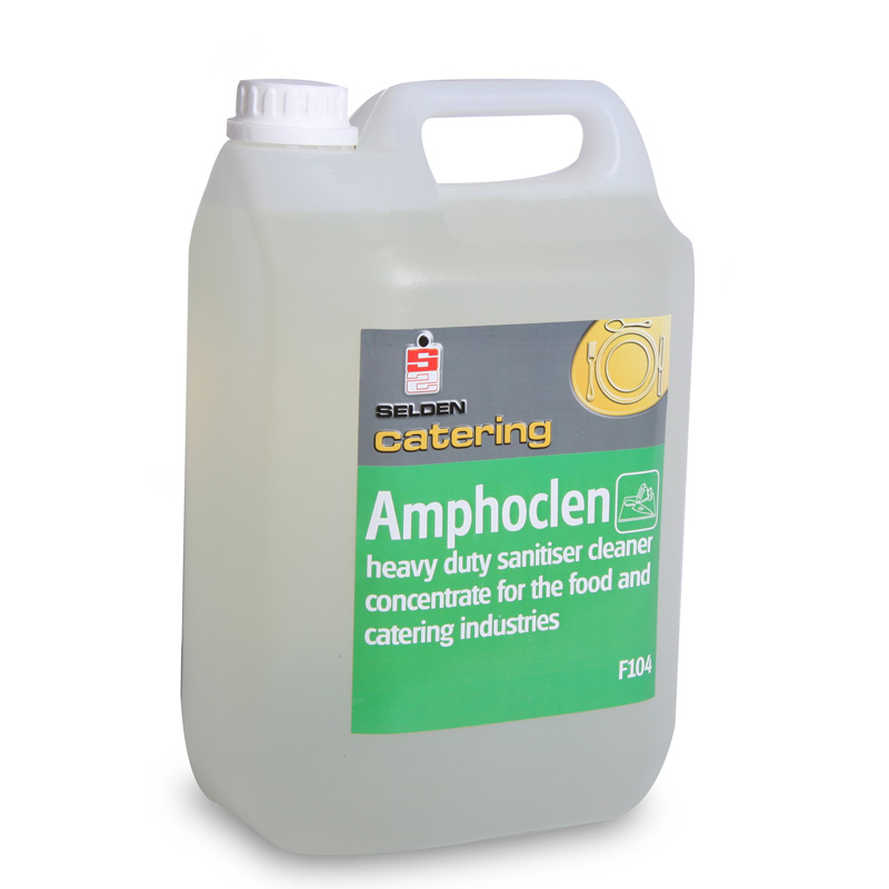 Amphoclen cleaner/degreaser 5l F104