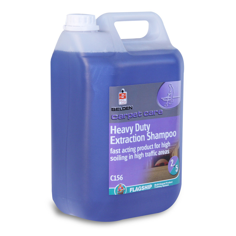 Heavy duty Extraction Cleaner C156 5l