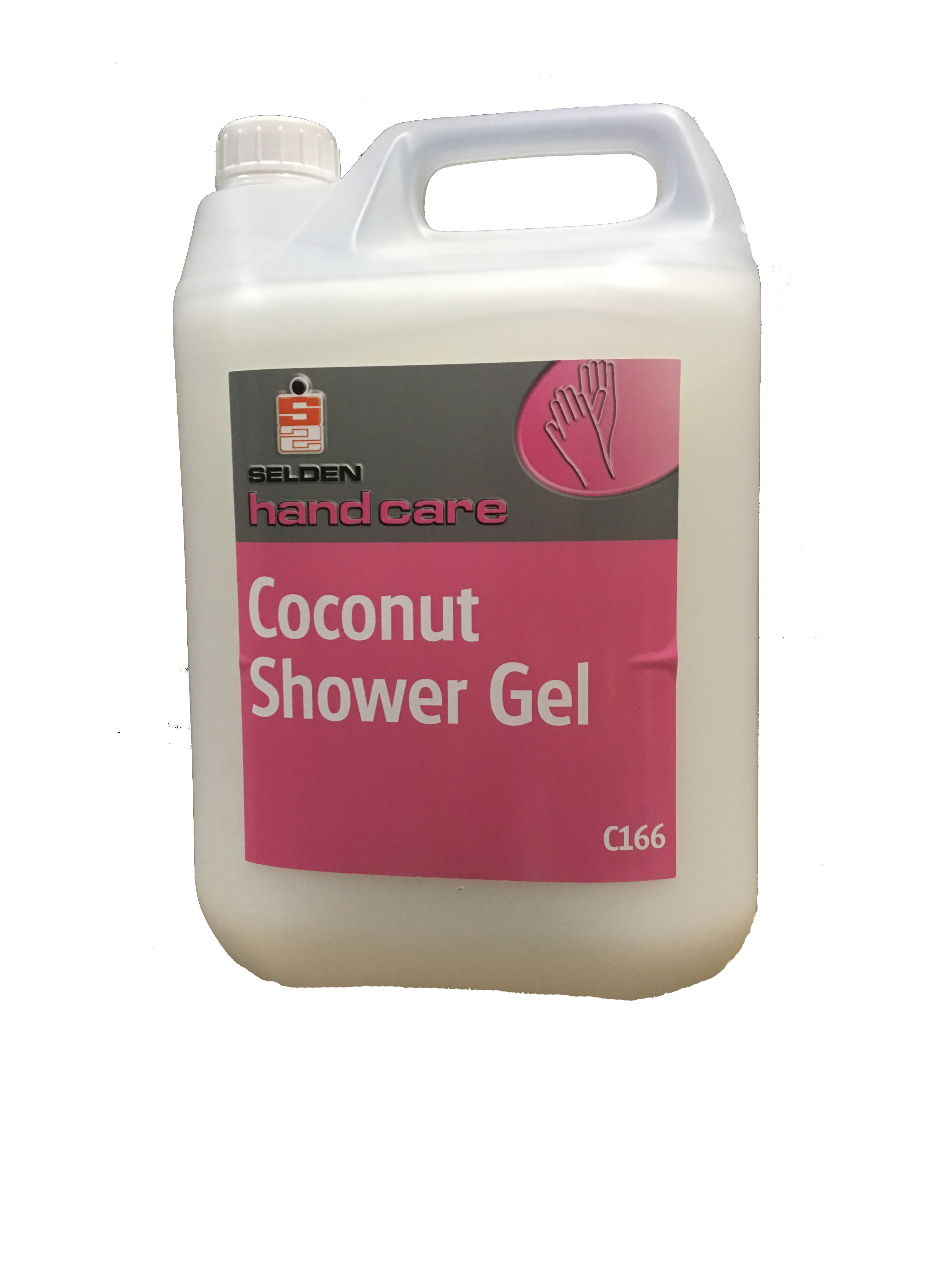 Coconut Hair and Body wash shower gel 5ltr C166