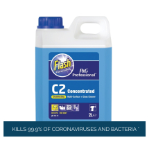 Multi surface & glass cleaner - C2