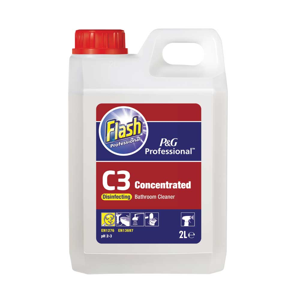 Disinfecting Bathroom Cleaner - C3