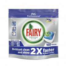 Fairy Dishwasher Capsules