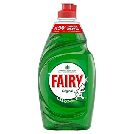 Fairy Super Liquid Original -433ml
