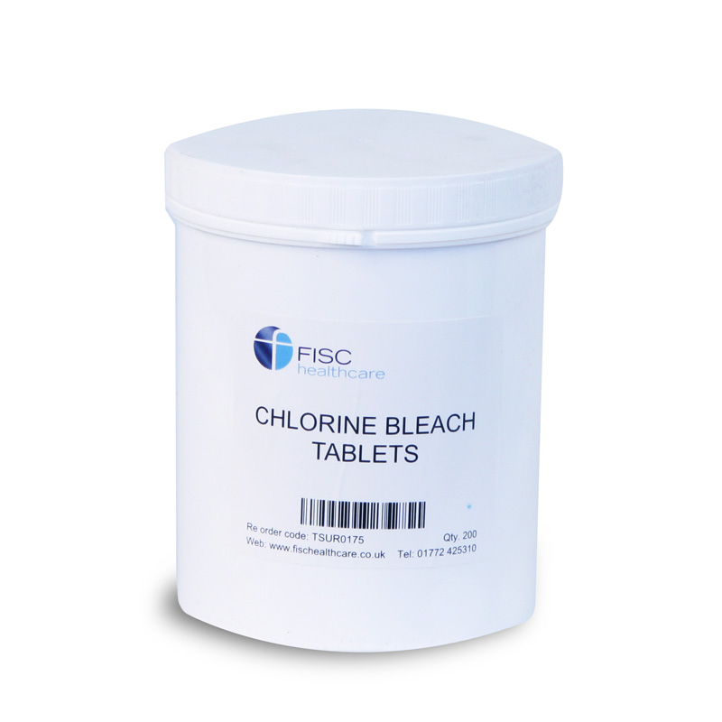 Chlorine Bleach Tablets