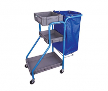 Port-A-Cart Cleaning Trolley