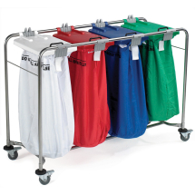 The Care Cart System - 4 Bag