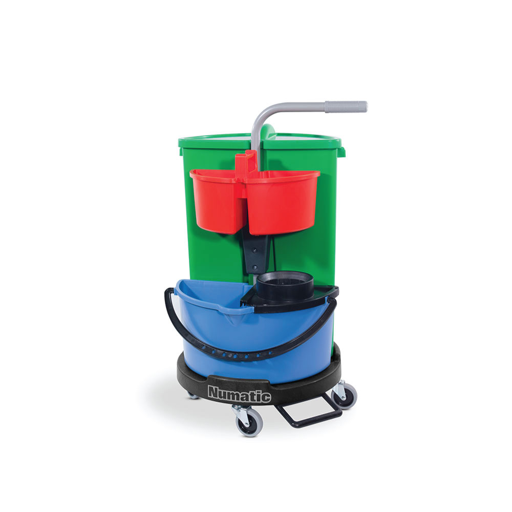 Numatic NC1 Cleaning Trolley (1)