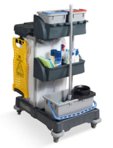 Numatic Xtra Compact Cleaning Trolley - XC1