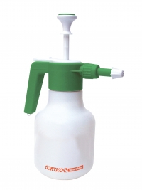 General Purpose pump-up spray bottle clear 1.8l