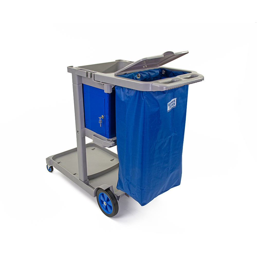 Structocart 'Carry all' Cleaners Trolley