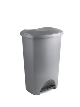40L Pedal bin without Liner Grey
