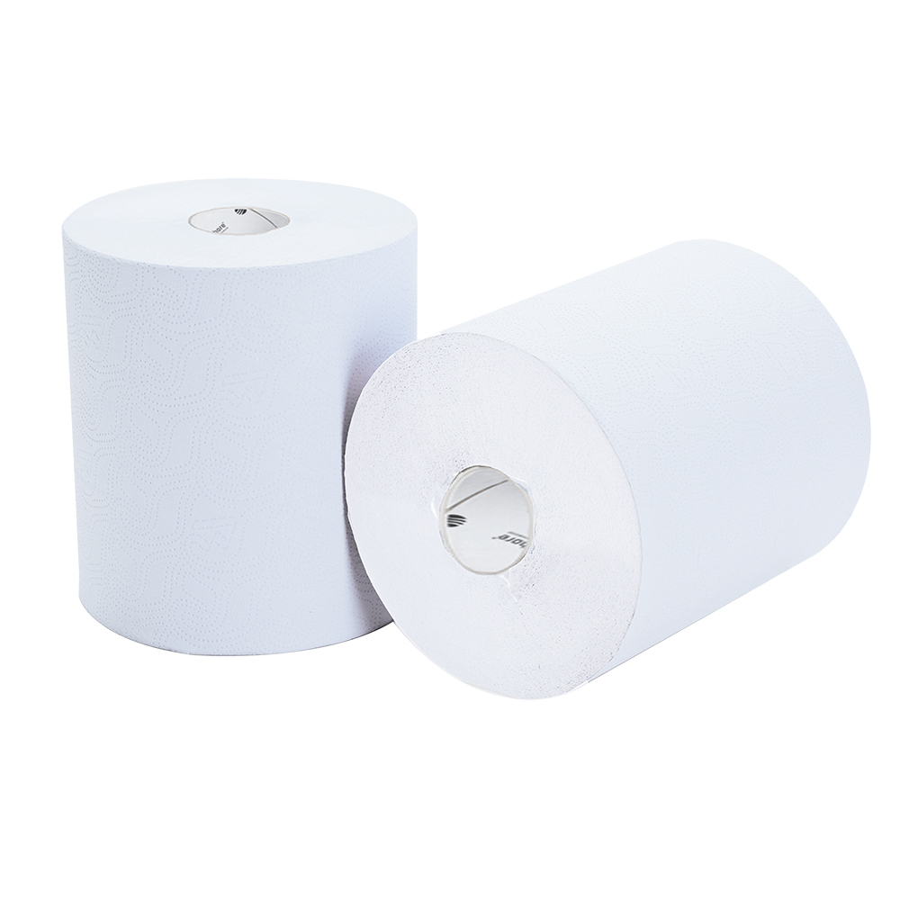 Couch/Hygiene Rolls, 10inch wide 2 ply Blue