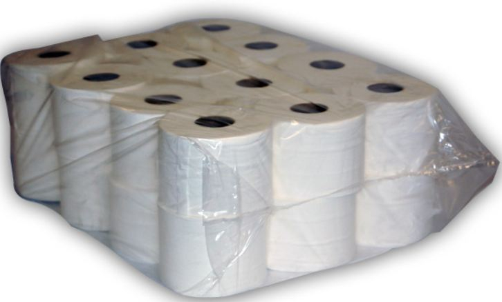 Mini Jumbo Toilet Rolls - 2.25inch core