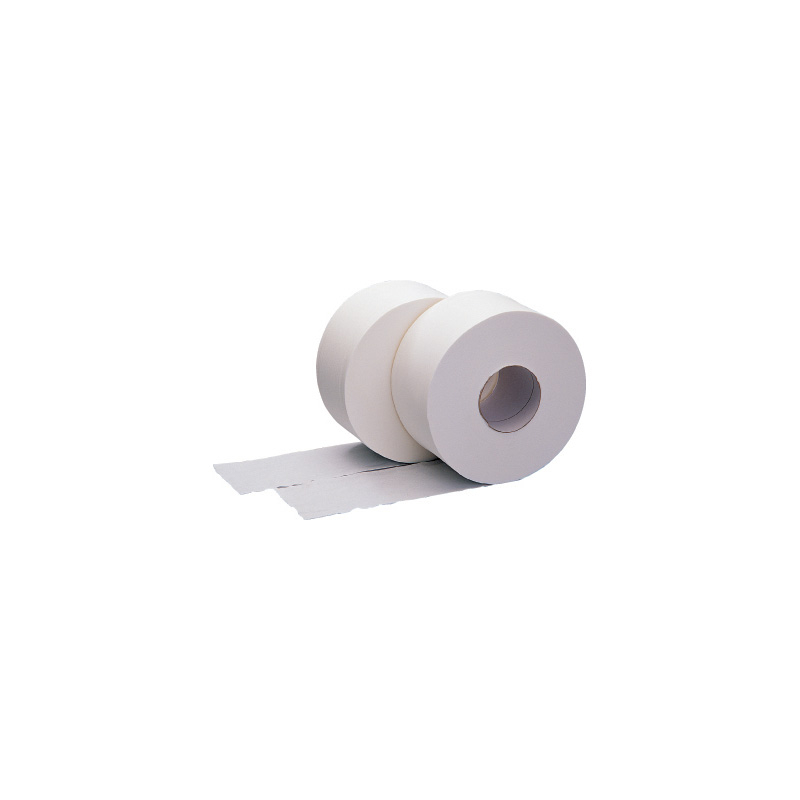 Mini Jumbo Toilet Rolls - 3inch core (12)